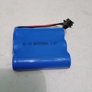 Harga baterai batre charge cas nicd mobil rc remote control 3 6volt | HARGALOKA.COM