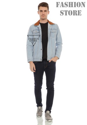 Harga jaket jeans dilan 1990 blitzz   | HARGALOKA.COM