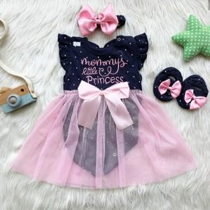 Harga baju jumper rok lucu bestseller anak bayi cewek perempuan murah | HARGALOKA.COM