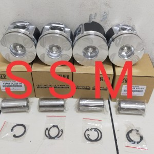 Info Connecting Rod Stang Piston Hilux 2 5 Innova Fortuner Diesel Katalog.or.id