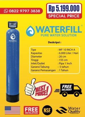 Harga filter air sumur bor filter air pam pdam waterfill 10 34 | HARGALOKA.COM
