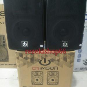 Harga speaker pasif 6inch crimson crx a659 | HARGALOKA.COM