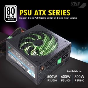 Harga psu500   power supply 500w pure 80 | HARGALOKA.COM