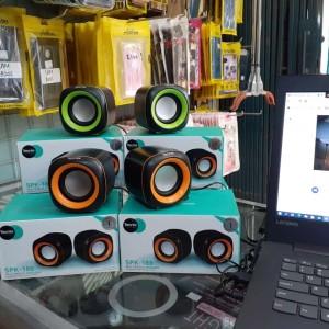 Harga speaker pc portable teknix mega bass spk 188 | HARGALOKA.COM