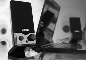Harga speaker pc laptop komputer edifier stereo bass speaker | HARGALOKA.COM