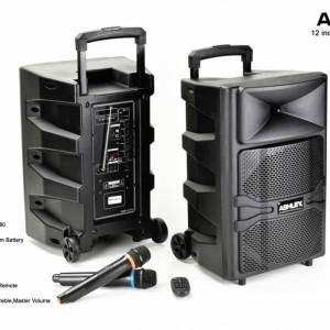 Harga speaker meeting 12 inch ashley rq12 bluetooth | HARGALOKA.COM