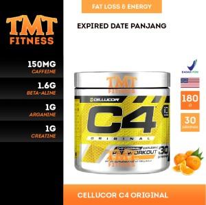Harga suplemen fitness cellucor c4 pre workout 30   HARGALOKA.COM