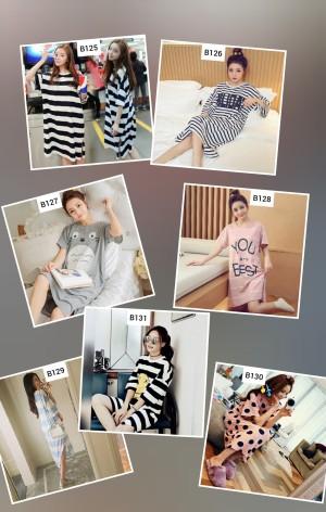 Harga daster import home dress import baju santai import korean style   b125 | HARGALOKA.COM