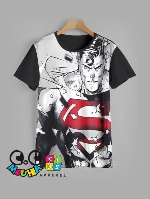 Harga kaos anak super hero baju anak superman v3   1 2 | HARGALOKA.COM