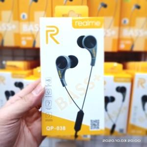 Harga headset realme qp 038 magnetic sport bass hf realme suara | HARGALOKA.COM