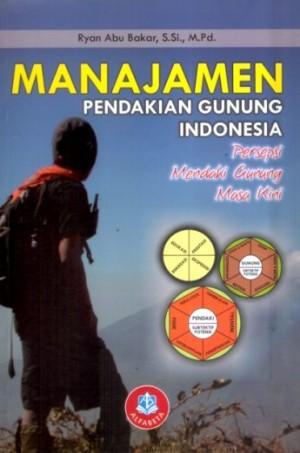 Harga termurah original buku manajemen pendakian gunung | HARGALOKA.COM