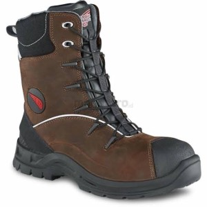Harga redwing 3229 safety shoes red wing 3229 made in | HARGALOKA.COM