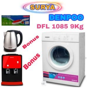 Harga deskripsi denpoo mesin cuci front loading dfl 8 105g 9 | HARGALOKA.COM