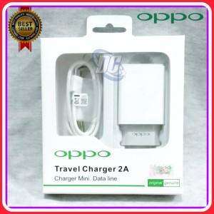 Harga charger oppo a1k micro 2a original 100 casan oppo ori resmi | HARGALOKA.COM