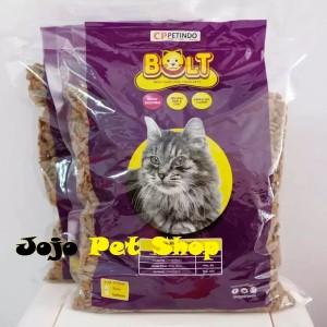 Harga bolt 1kg tuna ikan   makanan kucing murah bandung   repack   cat   HARGALOKA.COM