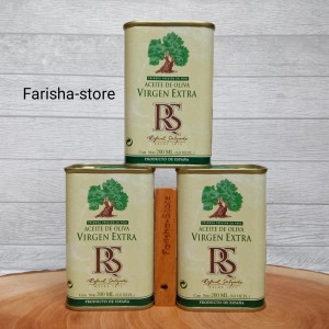 Harga minyak zaitun rafael salgado extra virgin olive oil 200ml rs | HARGALOKA.COM