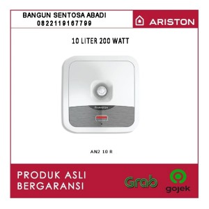Harga water heater listrik ariston an2b original 10 liter 200 watt | HARGALOKA.COM