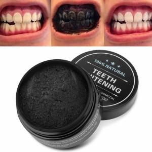 Harga actived charcoal powder penghilang karang gigi teeth | HARGALOKA.COM