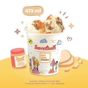 Harga roti selai biscoff ice cream pint cup | HARGALOKA.COM