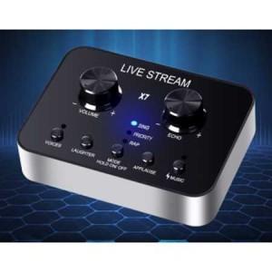 Harga audio usb external soundcard live broadcast   HARGALOKA.COM