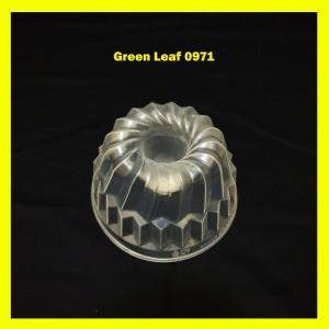 Harga cetakan puding agar agar green leaf | HARGALOKA.COM