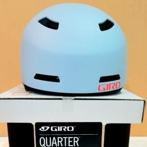 Harga giro quarter mtb helmet   matte grey | HARGALOKA.COM