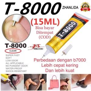 Harga lem lcd t8000 100 original   lem bening   lem hp   lem | HARGALOKA.COM