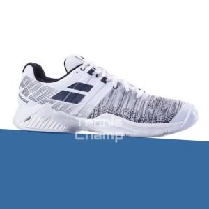 Harga sepatu tenis babolat propulse blast black white tennis | HARGALOKA.COM