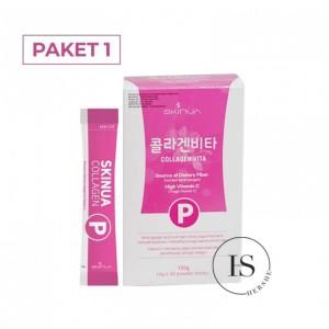 Harga skinua collagen vita   suplemen kecantikan   minuman collagen korea   1   HARGALOKA.COM