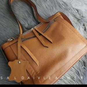 Harga new size l tas kulit garut | HARGALOKA.COM