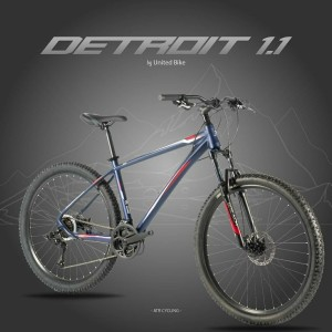 Harga sepeda united detroit 1 1 sepeda gunung mtb 27 5     HARGALOKA.COM