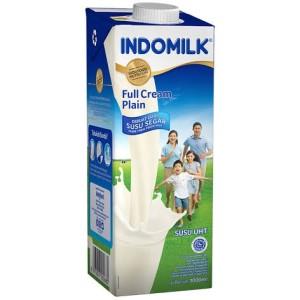 Harga susu indomilk full cream cair 1 | HARGALOKA.COM