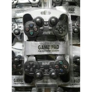 Harga joystick game pad stick pc laptop komputer double analog | HARGALOKA.COM