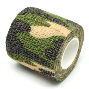 Harga camouflage retractable tape hunting survival kit lakban ajaib   | HARGALOKA.COM