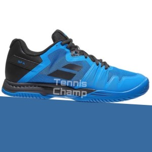 Harga sepatu tenis babolat sfx 3 blue tennis | HARGALOKA.COM