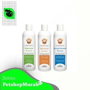 Harga shampoo kucing amp anjing raid all sheborrhea miconazole benzoyl 200 ml   | HARGALOKA.COM
