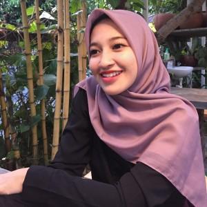 Harga pollycotton premium double hicon hijab delisha hijab   bold series   | HARGALOKA.COM