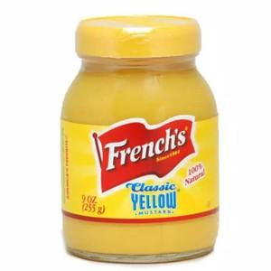 Harga french 39 s classic yellow mustard 255g 9oz free   HARGALOKA.COM