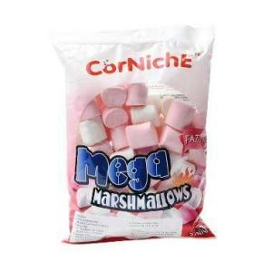 Harga corniche mega marshmallow 300 gr free   HARGALOKA.COM