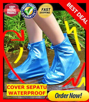 Info 301 305 Jas Hujan Sepatu Waterproof Jas Hujan Sepatu Risleting Katalog.or.id