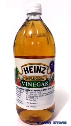 Harga heinz apple cider vinegar 32oz cuka apel heinz 896 ml free   HARGALOKA.COM