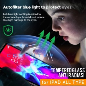 Harga ipad air 3 2019 pro 10 5 2017 screen guard anti radiasi screenguard   ipad air   HARGALOKA.COM