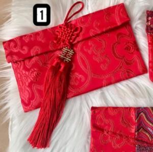 Harga angpao sangjit kain premium angpau nikah ampau | HARGALOKA.COM