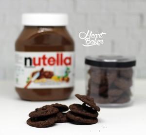 Harga mini nutella stuffed double choc | HARGALOKA.COM
