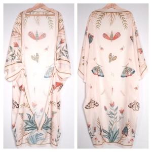 Harga nude moth scarf large | HARGALOKA.COM