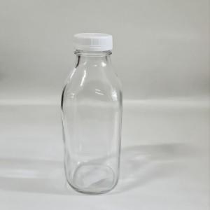 Harga botol kopi susu segi kaca 1000 | HARGALOKA.COM