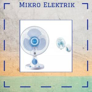 Harga kipas angin meja miyako kad 927 b desk fan 9 inch d f 9 34 | HARGALOKA.COM