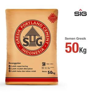 Harga semen gresik 50kg 80sak area jakarta   jakarta barat tanpa | HARGALOKA.COM