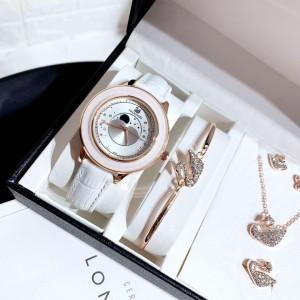 Harga jam tangan swarovski jewelry watch boxset premium exclusive   HARGALOKA.COM