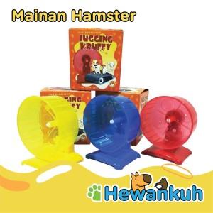 Harga mainan kincir hamster tempat olahraga jugging kruffy   | HARGALOKA.COM